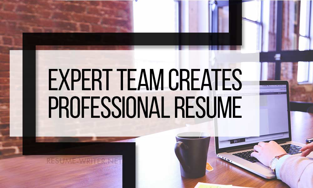 I Create My CV With Resume-Writer Expert Team resume-writernet