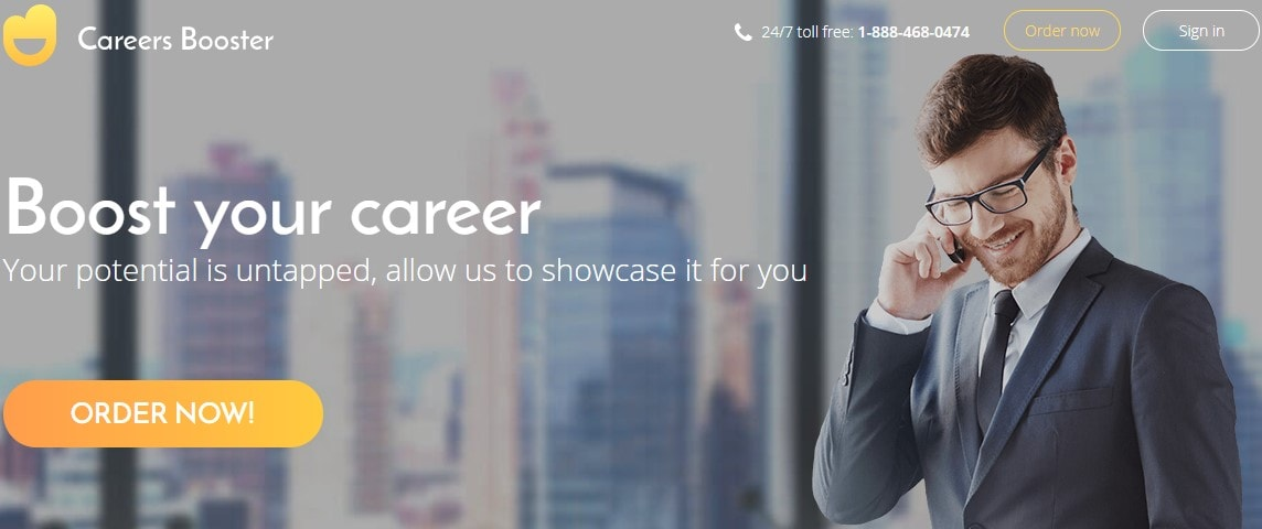 CareersBooster Review - Resume Writing Services Reviews - resume com review