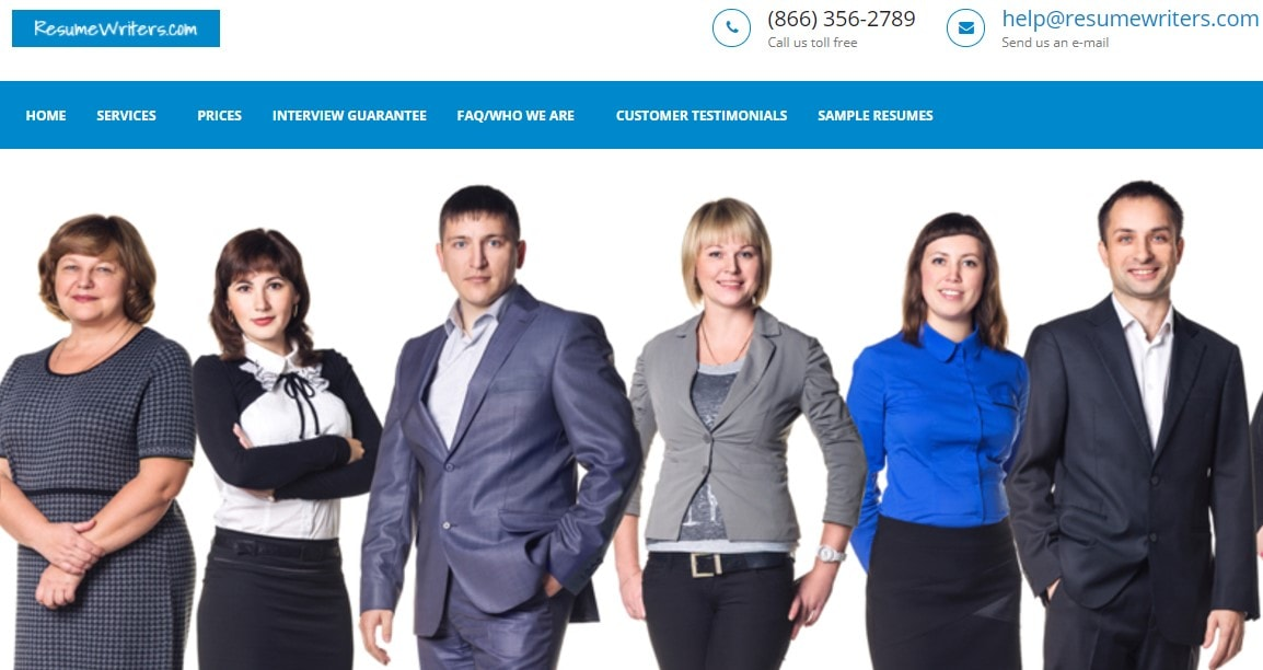 ResumeWriters Review - Resume Writing Services Reviews