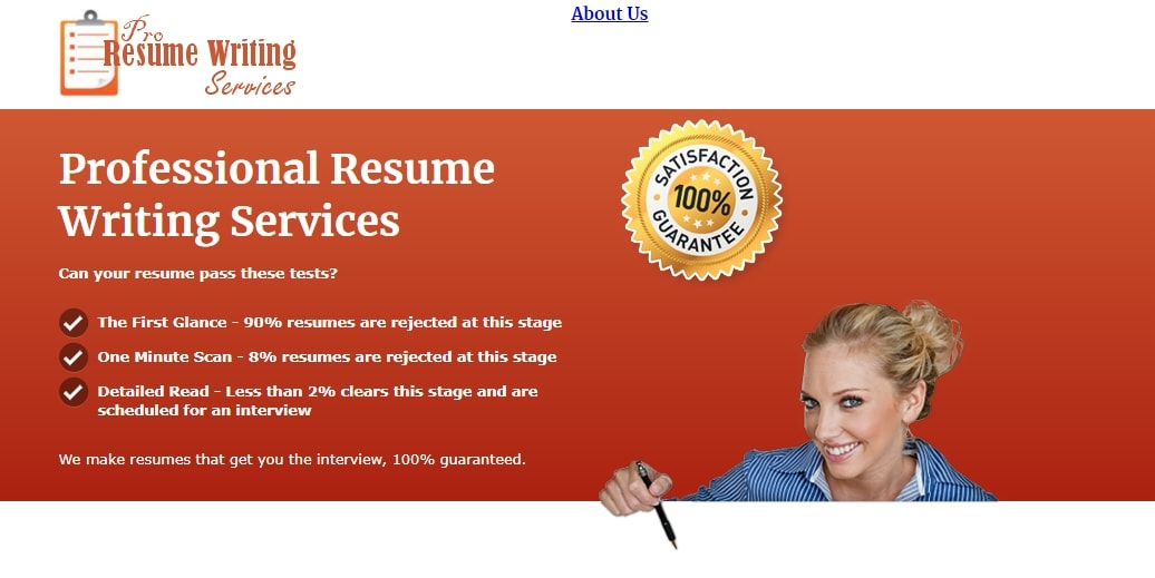ProResumeWritingServices Review - Resume Writing Services Reviews