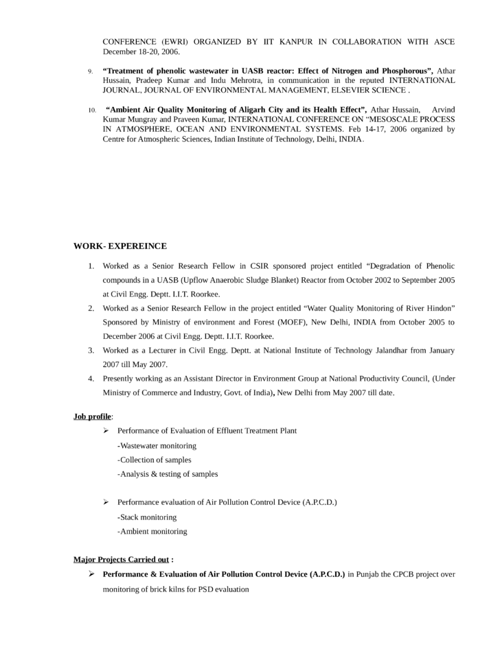 Ocean Engineer Cover Letter - Resume Examples | Resume Template