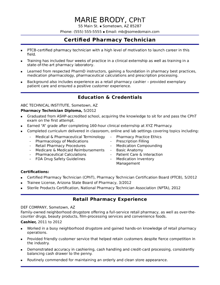 nail tech resume objective exemple de curriculum vit anglophone ... - Pharmacy Technician Resume Examples