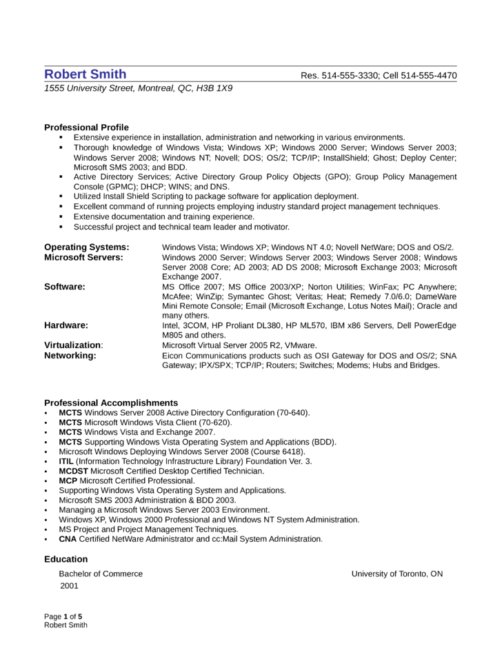 As400 Administration Sample Resume Awesome Collection Of As400 ...
