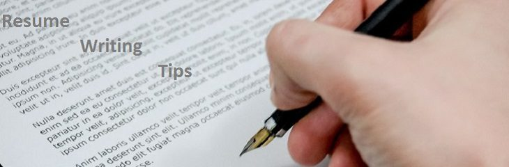 Top 6 Tips to Make an Outstanding Resume