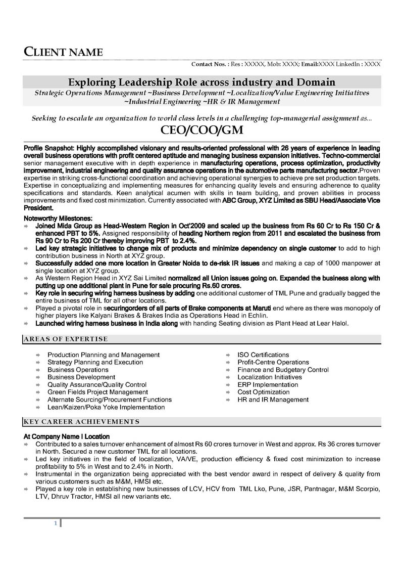 home builder resume examples