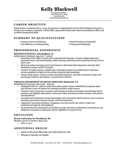 Resume Builder Free Resume Builder Resume Companion - The Resume Builder