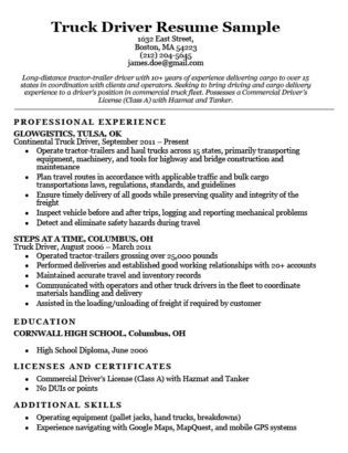 Military to Civilian Resume Sample  Tips Resume Companion