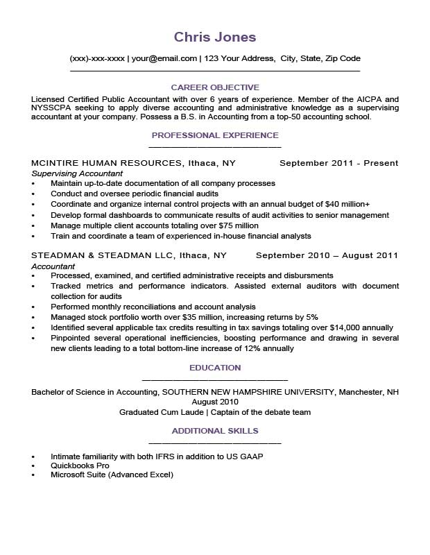 40 Basic Resume Templates Free Downloads Resume Companion - resume templare