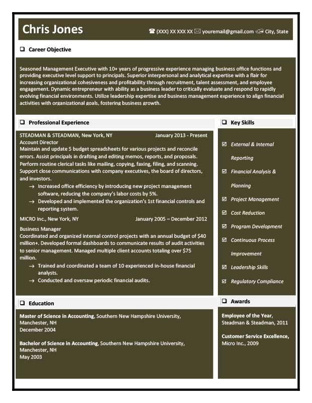 Free Creative Resume Templates Resume Companion - resume companion