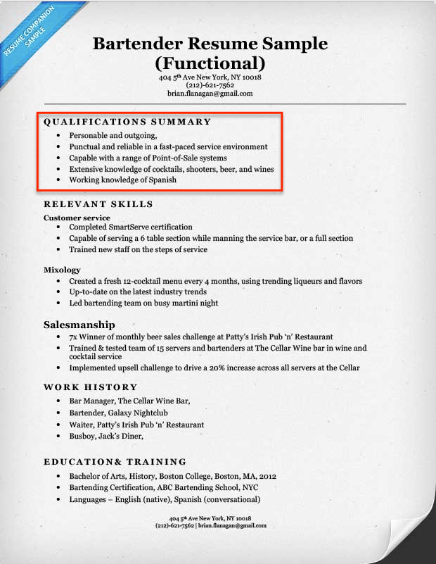 Examples Of Resume Qualifications Free Resume Pdf Download Alib Sample  Skills Section Of Resumes Twitterhandle In