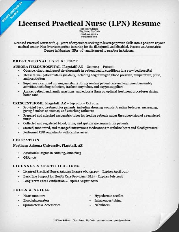 sample registered nurse resume word document