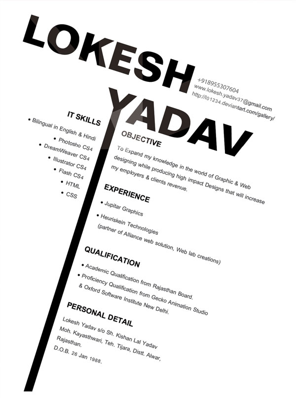 Cover-Letter-Design-for-Graphic-Design-JOB - Designing A Resume
