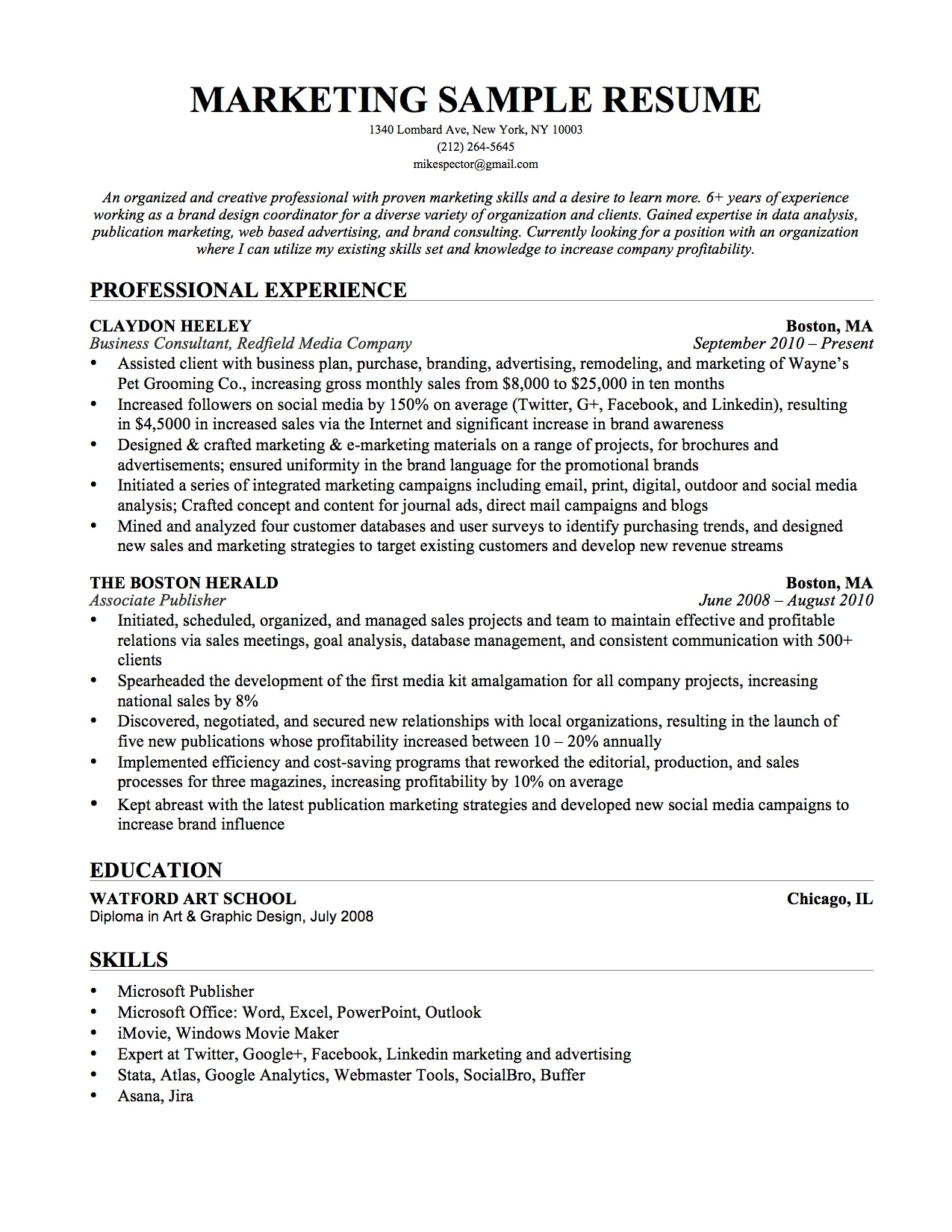sample resume for financial administrative assistant resume builder sample resume for financial administrative assistant financial administrative assistant resume sample best sample marketing resume examples
