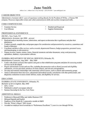 How to Write a Career Objective 15+ Resume Objective Examples RG