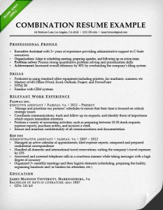 Image Titled Write A Functional Resume Step  Examples Of A Functional Resume