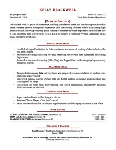 Entry Level Resume Examples And Writing Tips The Balance Free Downloadable Resume Templates Resume Genius