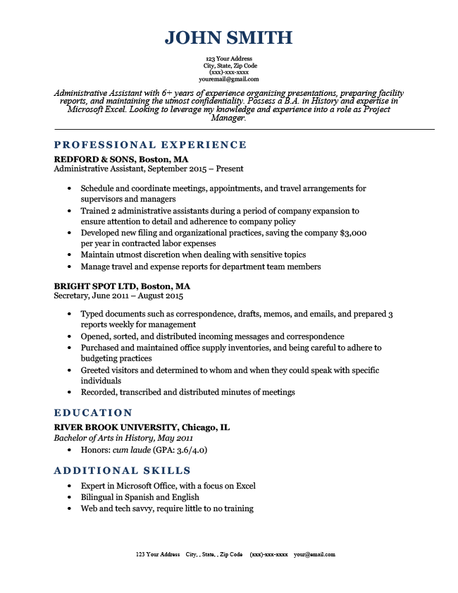 aesthetic resume free template