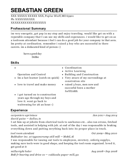 nursing resume helper