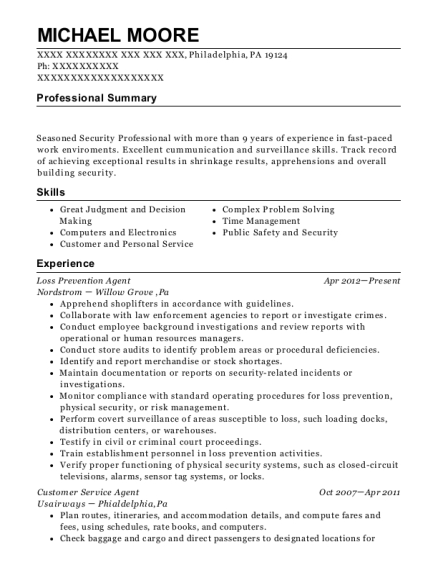 resume services philadelphia