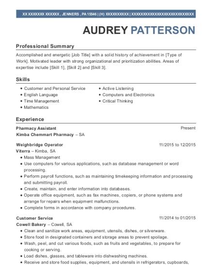 resume help sydney