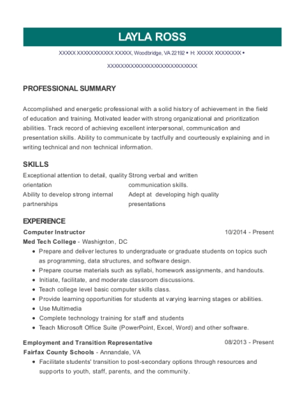 american modern insurance group on resume
