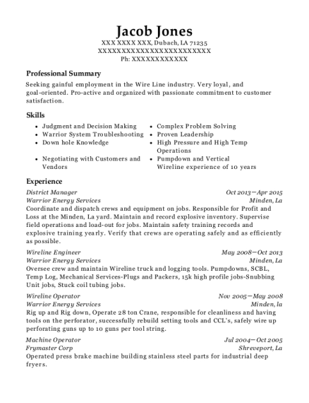 professional summary for a resume