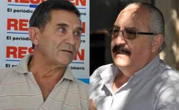 "Rodolfo Uranga y Osmán ""Puli"" Álvarez"