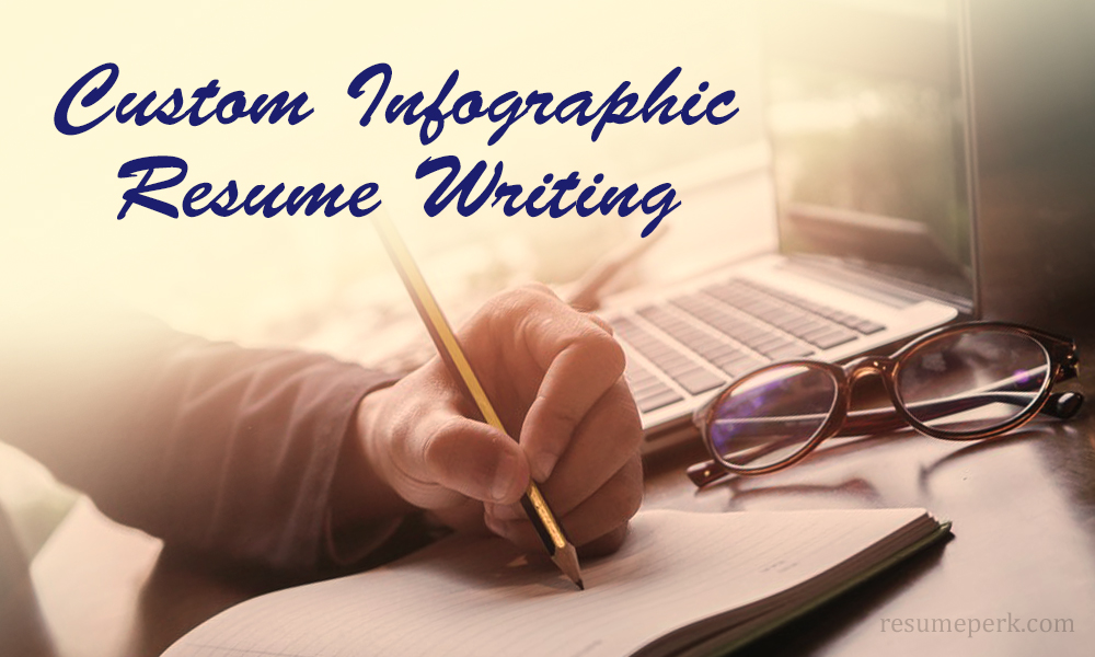 Our New Service Custom Infographic Resume Writing resumeperk