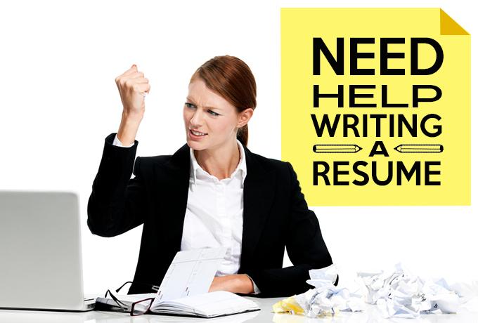 Signs You Need Help Writing Resume resumeperk