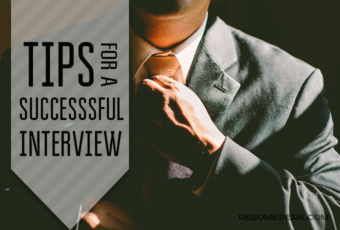 20 Important Tips For Successful Job Interview resumeperk