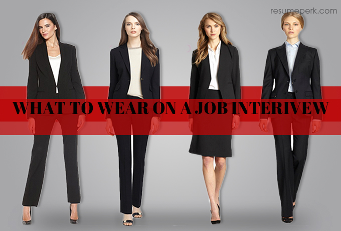 What to Wear for a Winning Job Interview resumeperk