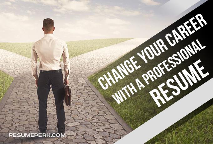 Career Change Resume Tips From Professional CV Company resumeperk