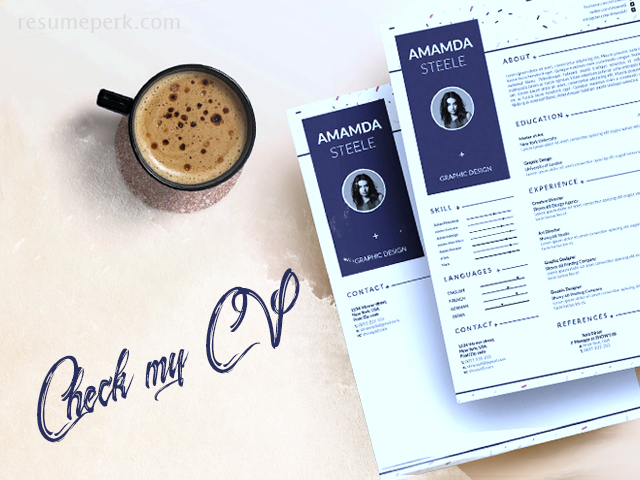 Check My CV Must-Haves of a Successful Resume resumeperk