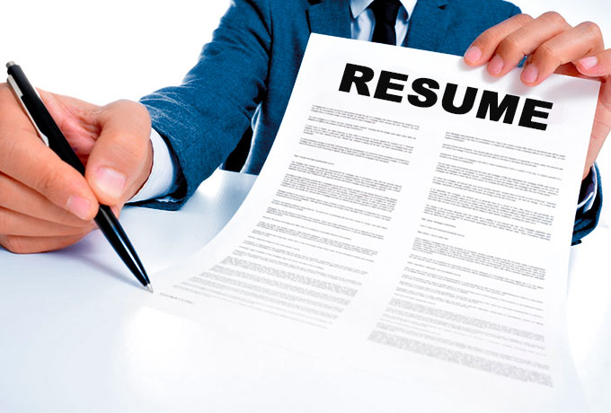 An Executive Resume Tips From Online Resume Writing Service - resume writing business
