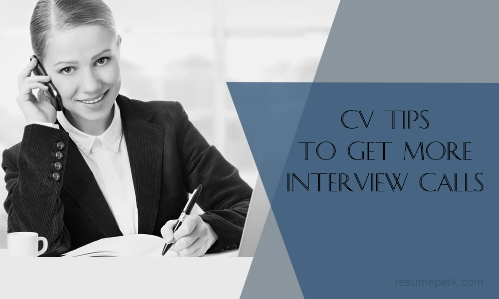 Pay For CV To Get More Calls From Recruiters resumeperk