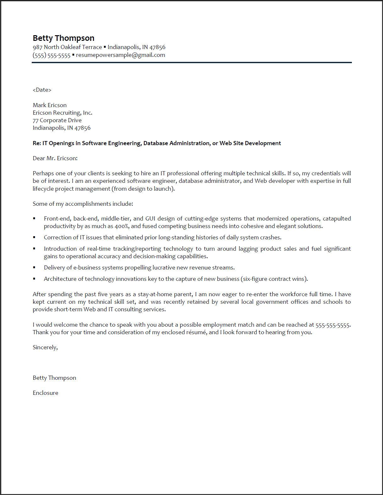 Entry level buyer cover letter yangi