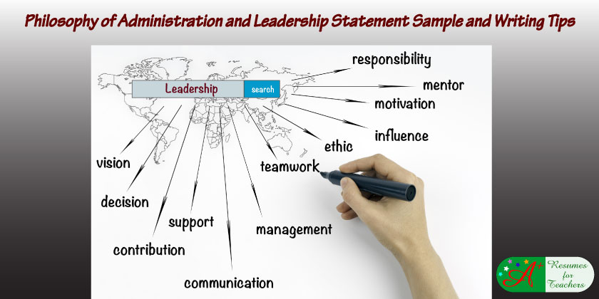 examples of resume statements
