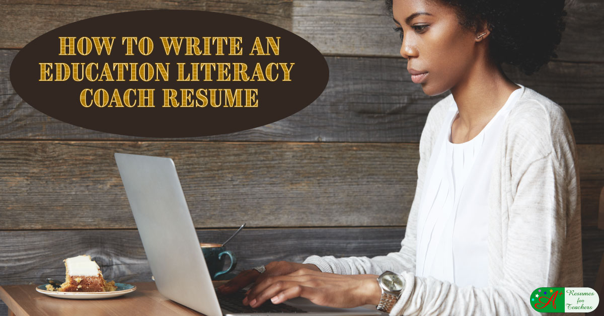 literacy coach resume samples
