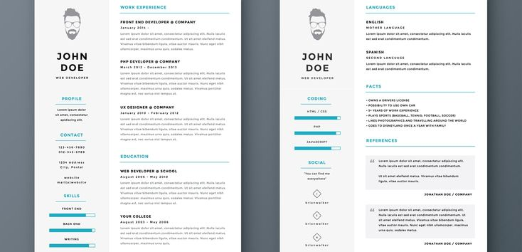 Resume Tips  Tricks  Don\u0027t create a resume using the same old