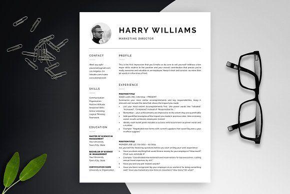 Resume Templates  Design  Modern Resume Template CV
