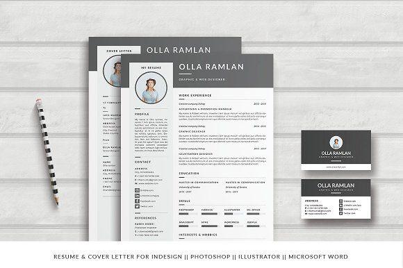 Resume Templates  Design  Resume/CV Template CreativeWork247 - resume templates for designers