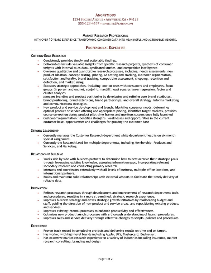 Project Manager Resume Introduction Project Manager Resume Sample Ready For You Uvisor Resume Styles The Savant