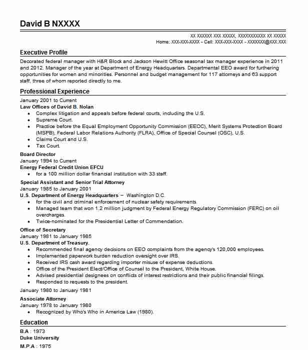 Board Director Resume Sample Director Resumes LiveCareer