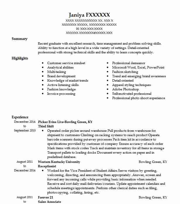 97 Marketing, Communications And PR Resume Examples in Kentucky