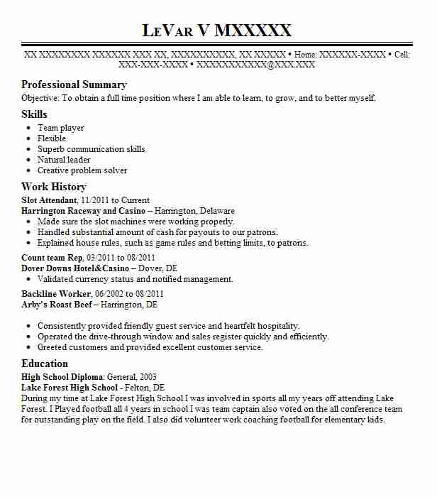 Carnival Cruise Line Restaurant Captain Resume Example Livecareer