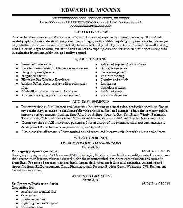 Beauty Artist Objectives Resume Objective LiveCareer - artist sample resumes
