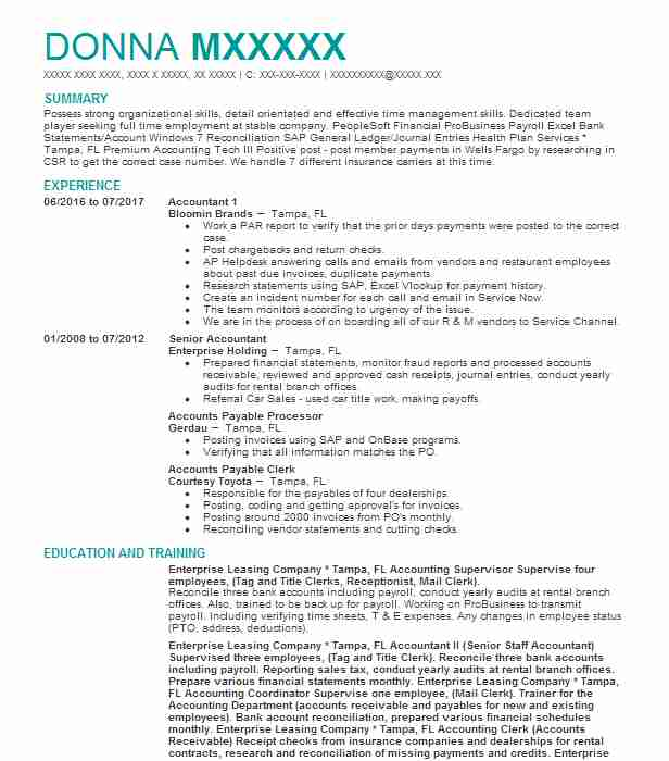 Fish Processor Resume Sample Processor Resumes LiveCareer