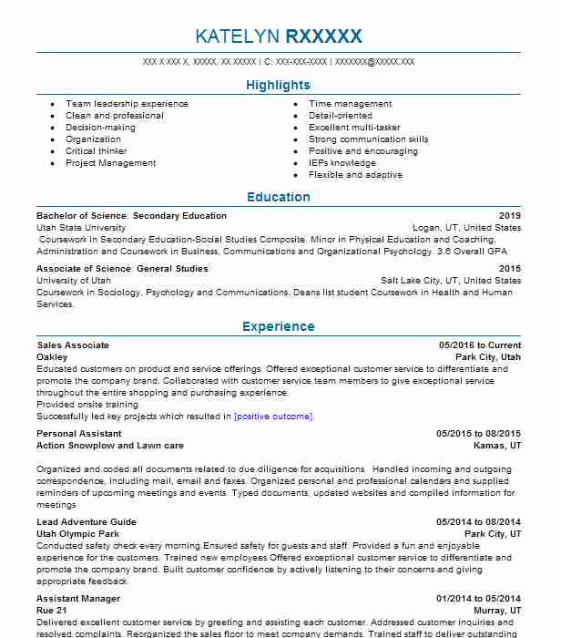 Personal Chef Resume Sample Chef Resumes LiveCareer