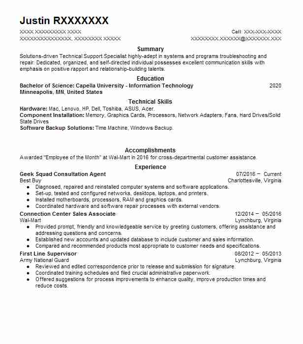 Line Cook Resume Objectives Resume Sample LiveCareer