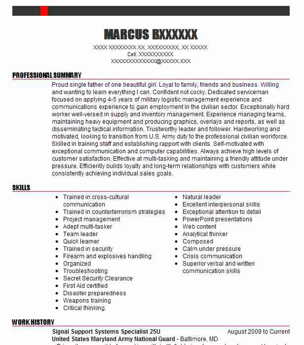 Staffing Specialist Resume - Arch-times